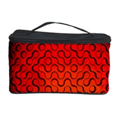 Sphere 3d Geometry Structure Cosmetic Storage Case