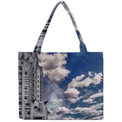 Chrysler Building America New York Mini Tote Bag