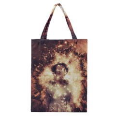 Science Fiction Teleportation Classic Tote Bag
