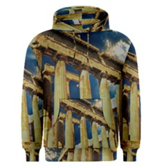 Athens Greece Ancient Architecture Men s Pullover Hoodie