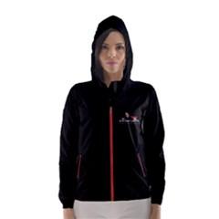 Respawn Larper Hooded Wind Breaker (women)