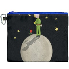 The Little Prince Canvas Cosmetic Bag (xxxl)