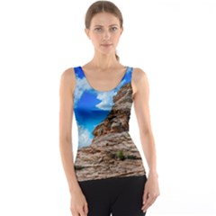Mountain Canyon Landscape Nature Tank Top