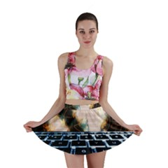 Ransomware Cyber Crime Security Mini Skirt