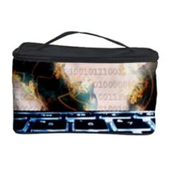 Ransomware Cyber Crime Security Cosmetic Storage Case