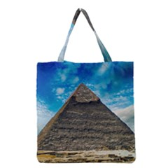 Pyramid Egypt Ancient Giza Grocery Tote Bag
