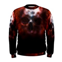 Skull Horror Halloween Death Dead Men s Sweatshirt