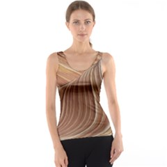 Swirling Patterns Of The Wave Tank Top