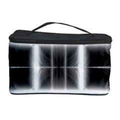 Geometry Pattern Backdrop Design Cosmetic Storage Case