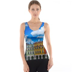 Buildings Architecture Architectural Tank Top