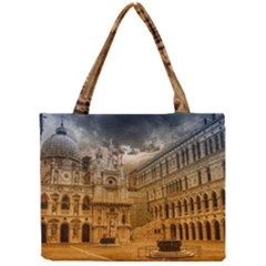 Palace Monument Architecture Mini Tote Bag