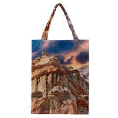 Canyon Dramatic Landscape Sky Classic Tote Bag