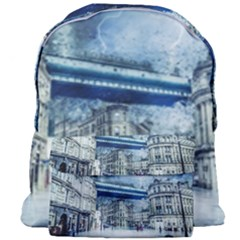 Storm Weather Nature Thunderstorm Giant Full Print Backpack