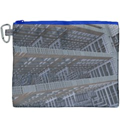 Ducting Construction Industrial Canvas Cosmetic Bag (xxxl)
