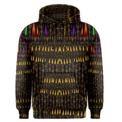 Hot As Candles And Fireworks In Warm Flames Men s Pullover Hoodie