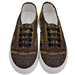 Hot As Candles And Fireworks In Warm Flames Women s Classic Low Top Sneakers