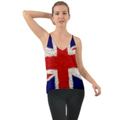 Union Jack Flag National Country Cami