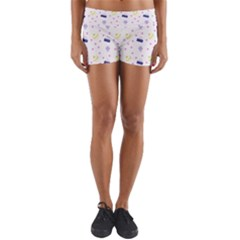 Cakes And Sundaes Yoga Shorts