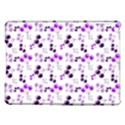Purple Cherries iPad Air Hardshell Cases View1