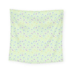 Minty Hats Square Tapestry (small)