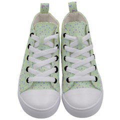 Minty Hats Kid s Mid Top Canvas Sneakers