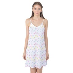 Pastel Hats Camis Nightgown