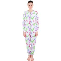 Candy Cherries Onepiece Jumpsuit (ladies)