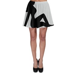 Girls Of Fitness Skater Skirt