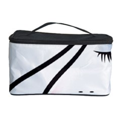 Makeup Face Girl Sweet Cosmetic Storage Case