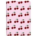 Pink Cherries Apple iPad Pro 9.7   Flip Case View1