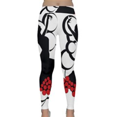 Flamenco Dancer Classic Yoga Leggings