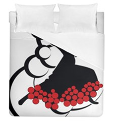 Flamenco Dancer Duvet Cover (queen Size)