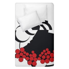 Flamenco Dancer Duvet Cover Double Side (single Size)