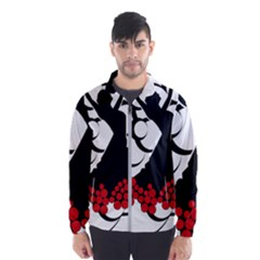 Flamenco Dancer Wind Breaker (men)