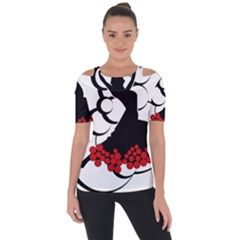 Flamenco Dancer Short Sleeve Top
