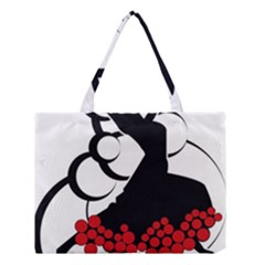 Flamenco Dancer Medium Tote Bag