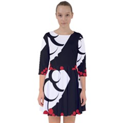 Flamenco Dancer Smock Dress