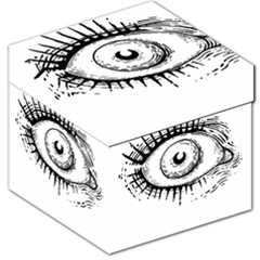 Big Eye Monster Storage Stool 12