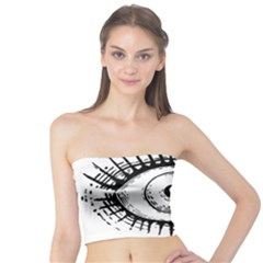 Big Eye Monster Tube Top
