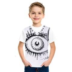 Big Eye Monster Kids  Sportswear