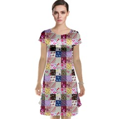 Quilt Of My Patterns Small Cap Sleeve Nightdress