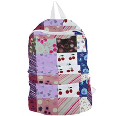 Quilt Of My Patterns Foldable Lightweight Backpack