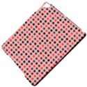 Grey Red Eggs On Pink Apple iPad Pro 9.7   Hardshell Case View5