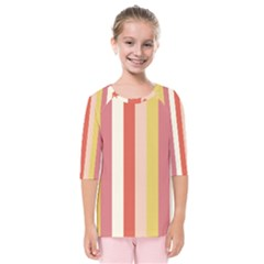Candy Corn Kids  Quarter Sleeve Raglan Tee