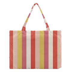 Candy Corn Medium Tote Bag