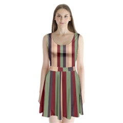 Junkie Zombie Split Back Mini Dress