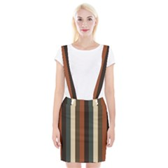 Young Nature Braces Suspender Skirt
