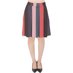 Boy Velvet High Waist Skirt