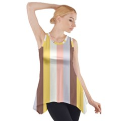 Dolly Side Drop Tank Tunic