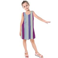 Sea The Sky Kids  Sleeveless Dress
